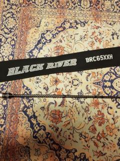 Bone black river