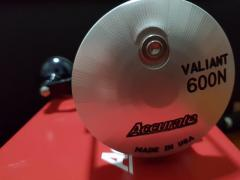 Accurate Valiant BV-600HNL (LEFTY) + Jigging Master Enchanter Special II 53B