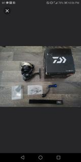 Daiwa Tatula Lt 2000D-XH