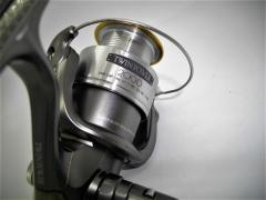 Shimano TWIN POWER 2000 - Unbelievably Smooth!