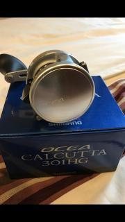 SHIMANO OCEA CALCUTTA 301 HG