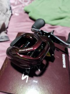 Brand New Shimano Scorpion 201HG