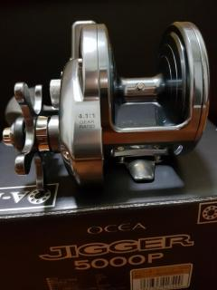 Shimano Ocea Jigger 5000p