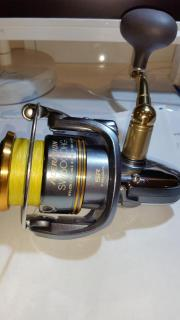 Shimano Aceration SW6000HG