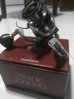 Stradic 2500HG
