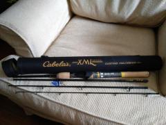 Cabelas casting pack rod