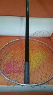 New Folderable 7' Fishing Net
