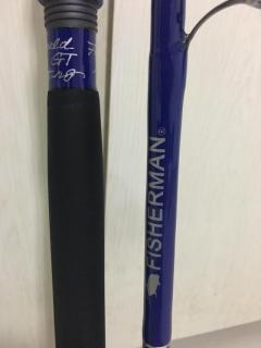 Fisherman GT Game TRSH popping rod