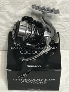 Shimano Rarenium C3000HG