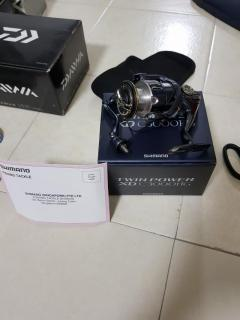 Selling brand new box twinpower xd c3000hg