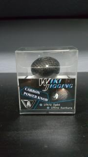 Wiki Jigging Carbon Knob