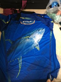 Long sleeves Fishing T shirt