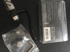 130mm handle n knob(reserved)