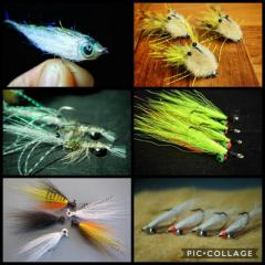 Affordable Custom Flies - Fly Fishing Spinfly Bucktail Jig