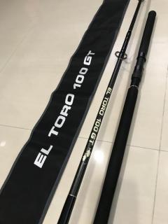 Kaiser EL Toro 100 GT popping Rod