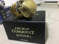 Shimano Ocea Conquest 200HG