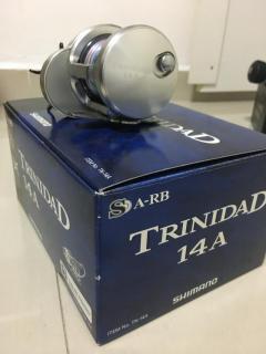 Shimano Trinidad 14A (Negotiable)