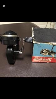 Vintage Mitchell 320 make in France