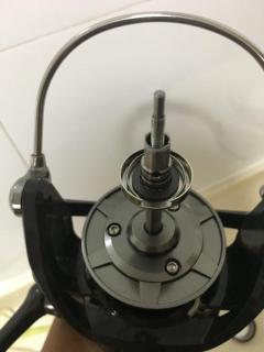 Daiwa Saltiga 6500(Low gear)