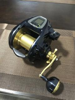 Electric reel n rod
