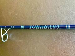 Popping rod Tokara 60 smith japan