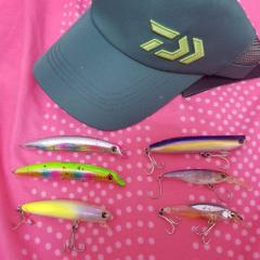 Branded Lures!