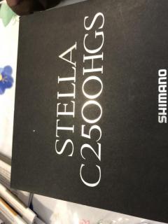 14 Stella C2500HGS