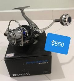 Daiwa Saltiga 3500