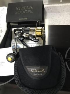Shimano Stella 10 FE 3000[JDM] local set