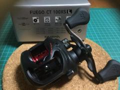 Daiwa Fuego CT 100XS L (8.1:1)