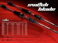 Storm Switchblade Rod