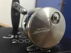 2017 Shimano Ocea Jigger 2001NRHG