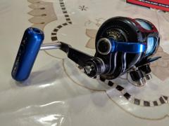 Accurate Boss Extreme 600 2 Speed Twindrag Limited Edition Left Hand Reel