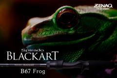Zenaq Spirado Blackart -B67 Frog