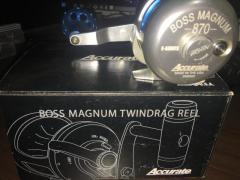 Accurate Boss Magnum 870N & Calstar Rod 20/50