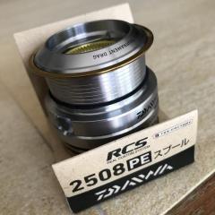Daiwa RCS 2508 PE spool mint