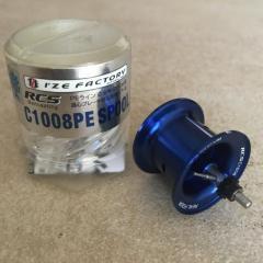 Daiwa RCS I'ZE Factory C1008 PE spare spool