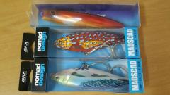 *PRICE REDUCED* FCLLABO CSP & Nomad MADSCAD Sinking Lures