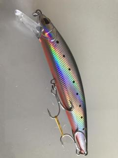 Fast sinking lures 60g