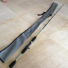 Yamaga Blanks Estuarine Glazer 56MH BC rod. MIJ