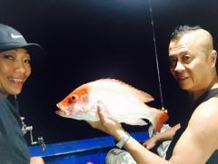 Overnight fishing trip to Bintan