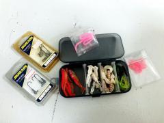 Aji Rubbers + Small Soft Plastics & Jigheads to Give Away to Newbies