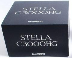 Stella 14 C3000HG + Yumeya Knob + C2000S SPOOL