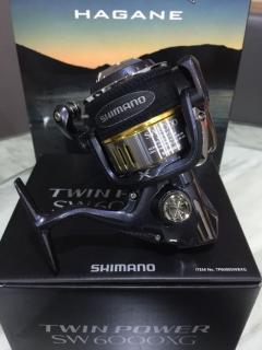 Shimano Twinpower SW6000XG