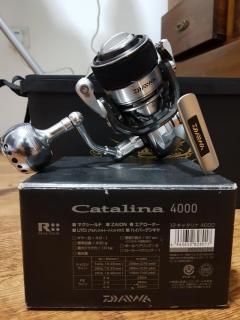 Daiwa catalina 4000