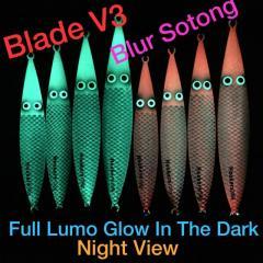 No1 Tenggiri Hunter Pinky Blade  New Version -BLADE V3 , Blur Sotong. CLICK FOR MORE DETAILS.