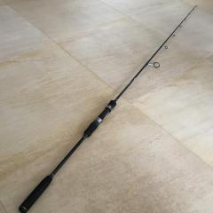 Yamaga galahad 62/4 overhead  slow jigging rod