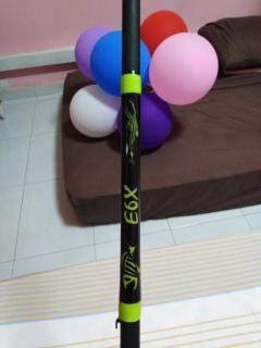 Selling E6X rod