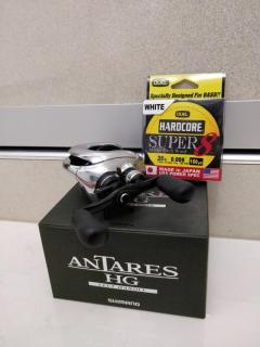 2012 Shimano Antares HG (Lefty) Fast deal $390