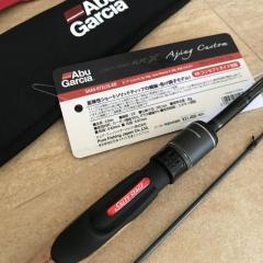 Abu Garcia salty stage KRX  JDM ajing custom rod. Brand new